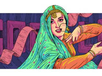 Google commemorates Madhubala's birthday