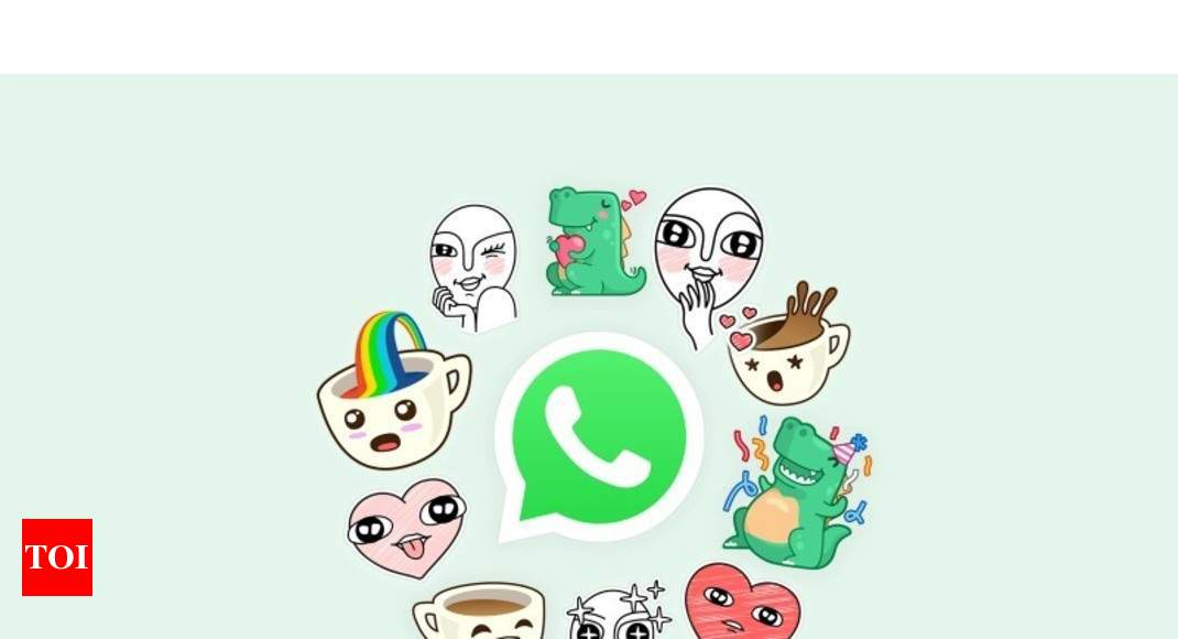 Valentine's Day stickers on WhatsApp: How to download on