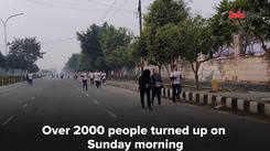 Noida's runners rejoice at Noida Grand Marathon!