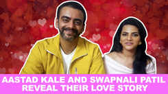Valentine's Day Special: Aastad Kale and Swapnali Patil reveal their love story