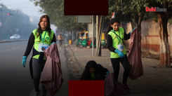 Message of clean, green city at Noidathon!