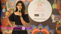 Archana Ravi's introduction at Miss India 2019 Kerala audition