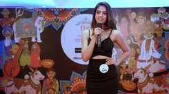 Simran Pareek's introduction at Miss India 2019 Andhra Pradesh audition