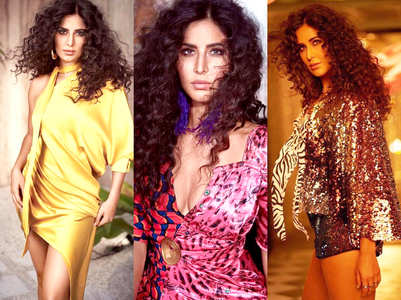 Katrina wears the best dresses in Bollywood
