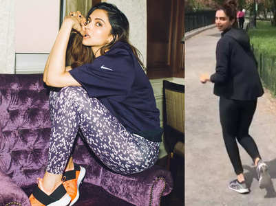 Deepika is obsessed with THIS workout!