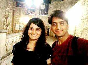 Let's explore new places together: Sajiri's message to husband Amey Wagh