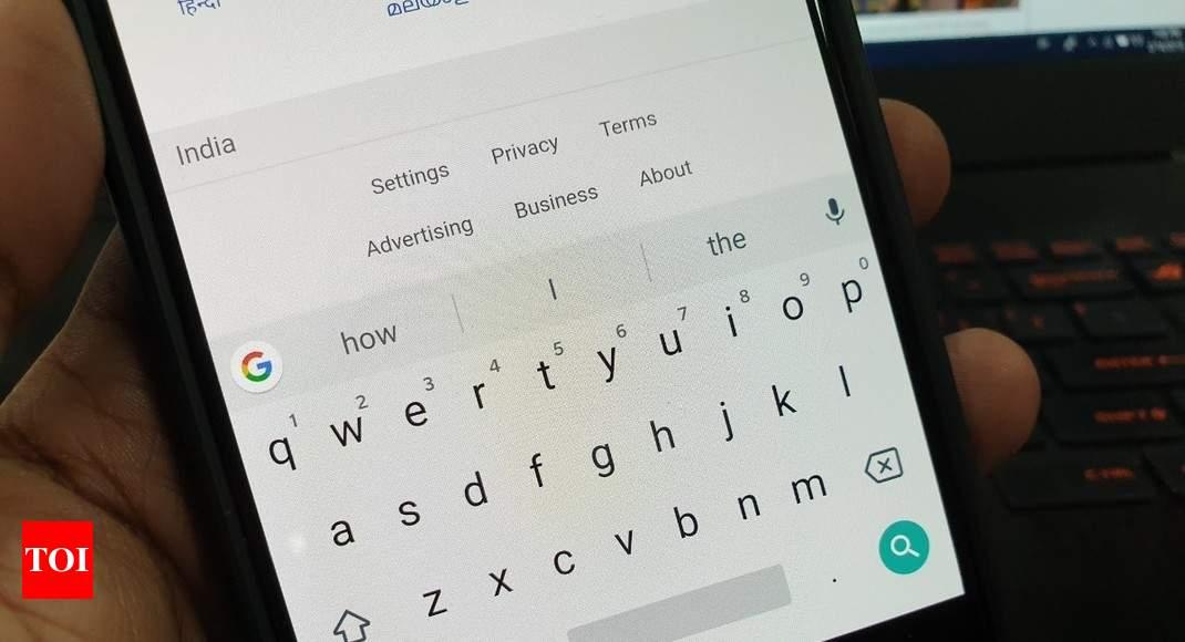 Google Keyboard: Google adds Apple's haptic feedback feature to its