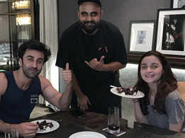 Alia Bhatt and Ranbir Kapoor's dinner date was the healthiest! Here's what they ate