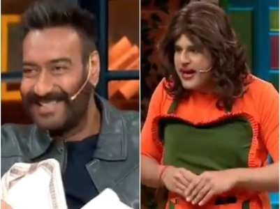 Ajay Devgn gives Rs 1 crore to Krushna