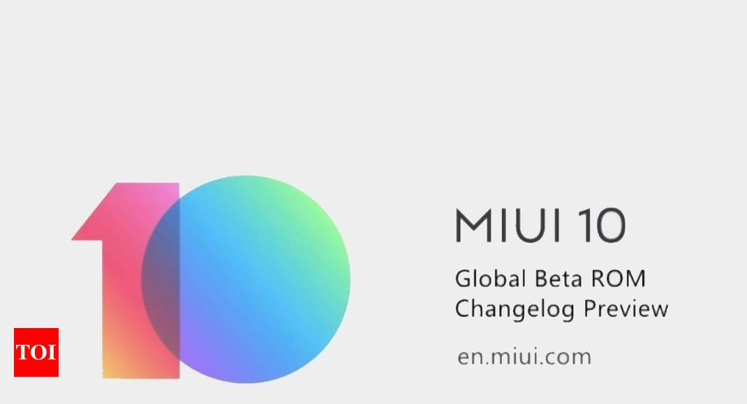 miui 10: MIUI 10 Global Beta ROM to introduce dark theme