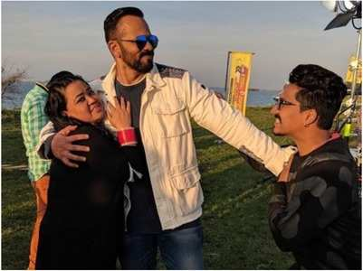 Haarsh's hilarious 'abort song' from KKK9
