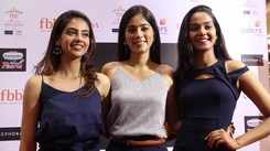 Miss India 2019 Andhra Pradesh finalists at fbb store in Vizag