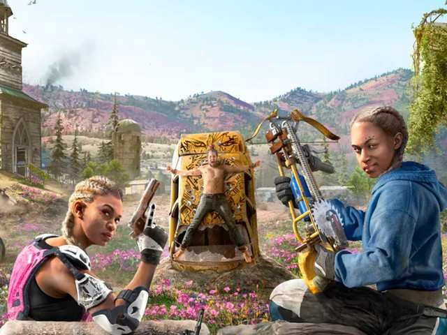 The latest Far Cry game hits Xbox One, PS4 and PC