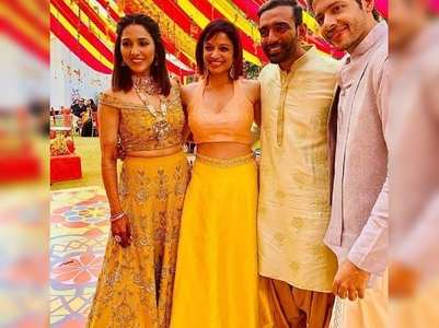 Pics: Neeti-Nihar's pre-wedding festivities