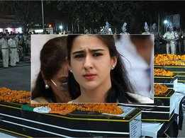 Pulwama terror attack: Sara Ali Khan's heartwarming message for families of martyrs