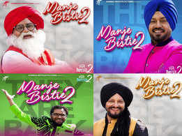 Manje Bistre 2: New character posters of the movie are out