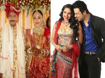Actresses who married after 35