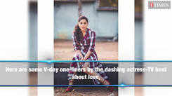8 Valentine's Day one-liners by TV host actress Rashmi Gautam