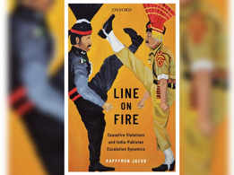 Ceasefire violations may lead to Indo-Pak war, says former army officer in new book
