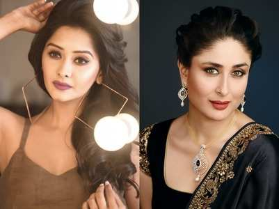 Kanchi Singh shoots with Kareena Kapoor