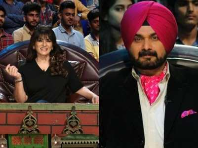 Archana on replacing Sidhu on TKSS