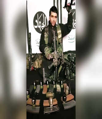 Pulwama bomber was detained six times in less than two years