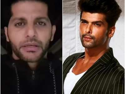 Kushal slams Karanvir for his latest post