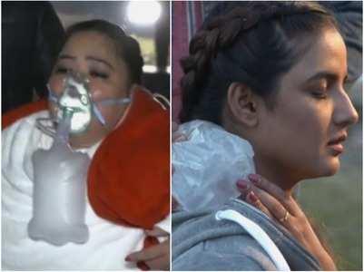 KKK 9: Bharti Singh gets asthma attack
