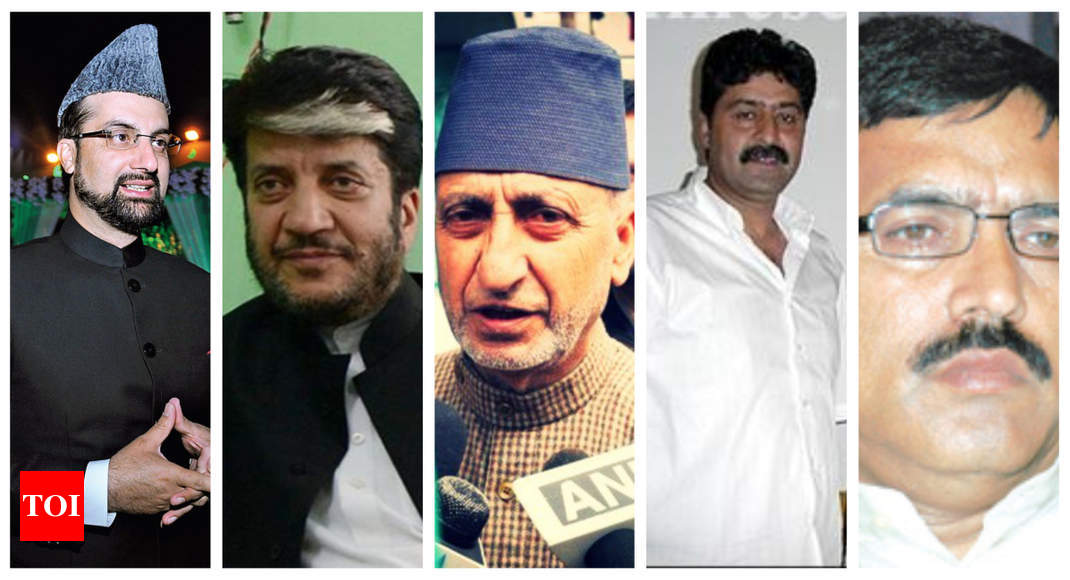 J&K administration withdraws security of separatist leaders - Times of India ►