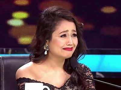 Super Dancer 3: Neha Kakkar breaks down