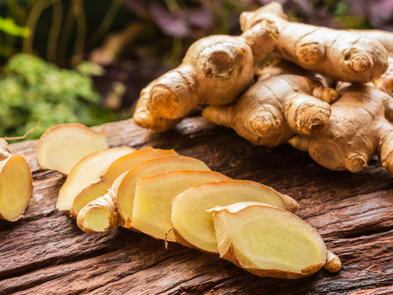 Ginger: A magical herb for sore throat