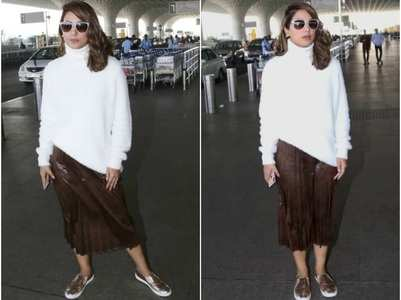 When Hina Khan's style failed miserably
