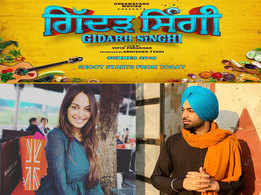 Gidhar Singhi: Rubina Bajwa and Jordan Sandhu to share the screen space in a summer 2019 release