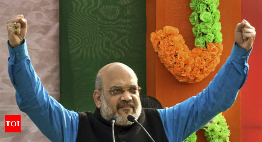 Won't allow Assam to turn into 'another Kashmir': Amit Shah