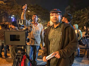 Indrasis Acharya's next is a thriller