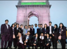 BSSS students understand the working of Lok Sabha