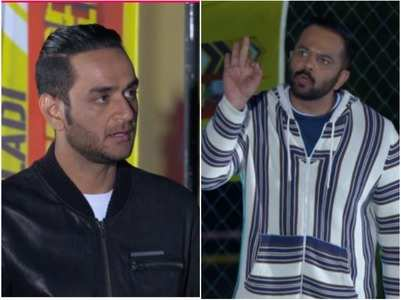 KKK: Rohit Shetty disqualifies Vikas Gupta