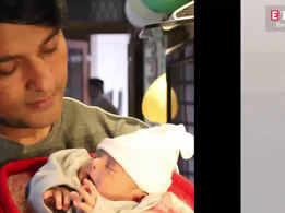 Anas Rashid on becoming a father