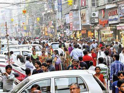 Karol Bagh loses popularity among film crews