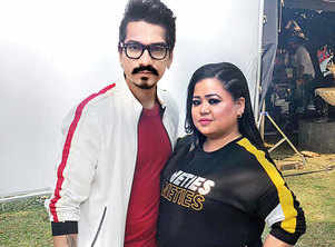 Bharti-Haarsh to join another stunt-based show