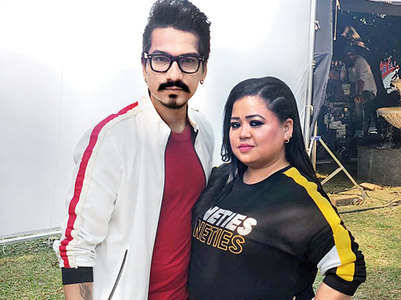 Bharti-Haarsh to join another reality show