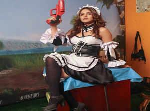 Priyanka Sarkar raises the hotness quotient with her PUBG avatar