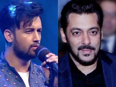 'Notebook': Salman to replace Atif Aslam?