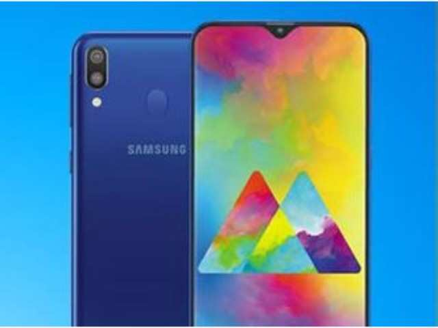0fc1e7c890676 Samsung Galaxy M10 and Galaxy M20 to go on flash sale at 12pm today  Price