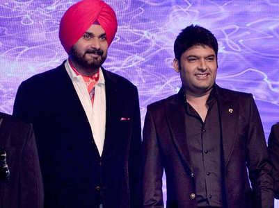Kapil reacts to Sidhu's exit from TKSS