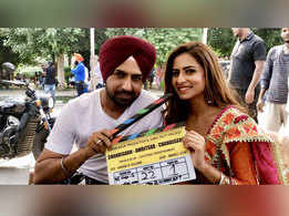 Gippy Grewal and Sargun Mehta starrer 'Chandigarh-Amritsar-Chandigarh' gets a release date