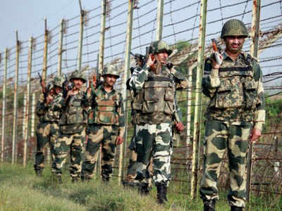 Work on hi-tech border surveillance project in progress: BSF | India