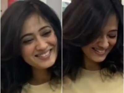 PIC: Shweta Tiwari chops off her long locks