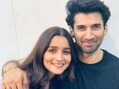 Aditya on working with Alia in 'Sadak 2'