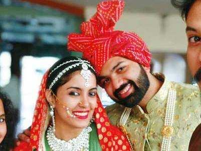 Muskaan fame Richa gets married secretly